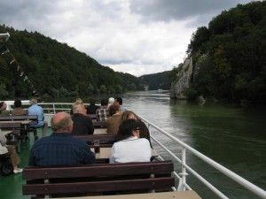 Weltenburg to Kelheim boat trip