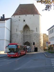 Vienna Gate, Hainburg, Austria