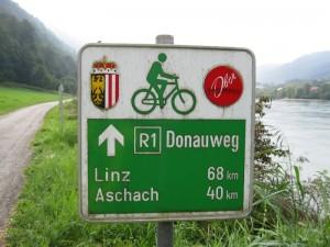 Entering Austria
