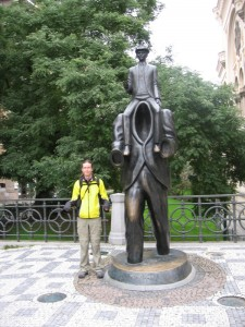 Zach with Kafka