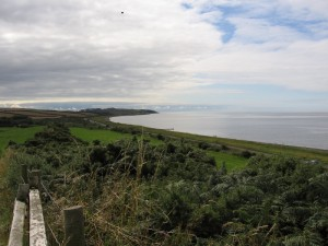 Solway Firth coast