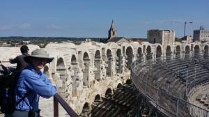 Roman arena at Arles