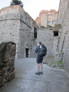 Priamar Fortress, Savona