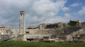 Roman theater of Arles