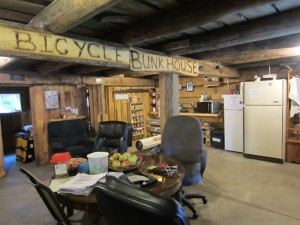 Donn's Adventure Cycling Bunkhouse, Dalbo, MN