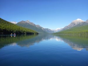 Bowman Lake, Glacier National Park
