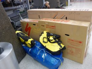 Luggage in Spokane