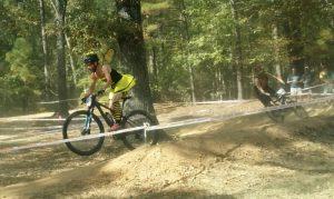 bee mountain bike racing