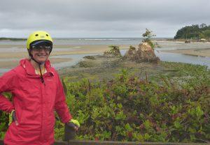 Oregon coast haystack rocks