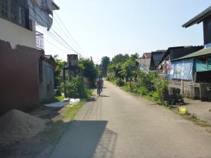 Chiang Rai side street