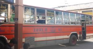 Tha Ton bus